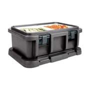 Cambro UPC160-110, Top-Load Food Pan Carrier - Ultra Pan Carrier, Black