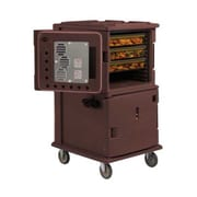 Cambro UPCHT16002-131, Full-Height Holding Cabinet w/ Heated Top Door Only - Ultra Camcart, Dark Brown