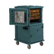 Cambro UPCHT16002-192, Full-Height Holding Cabinet w/ Heated Top Door Only - Ultra Camcart, Granite Green