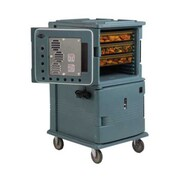Cambro UPCHT16002-401, Full-Height Holding Cabinet w/ Heated Top Door Only - Ultra Camcart, Slate Blue