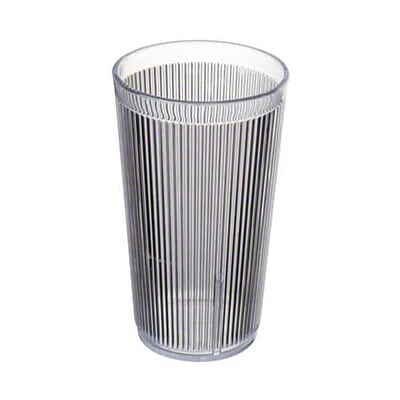 Carlisle 20 oz Crystalon Stack-All SAN Tumbler, Clear 450671