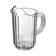 Carlisle 32 oz Polycarbonate Pitcher, Clear