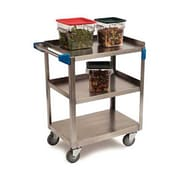 Carlisle UC3031524, 20'' Stainless Steel Utility Cart