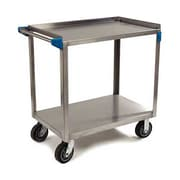 Carlisle UC7022133, 21'' Stainless Steel Utility Cart