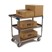 Carlisle UC7031524, 16'' Stainless Steel Utility Cart