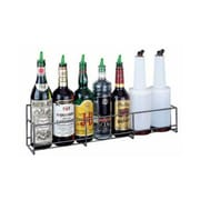 San Jamar B5636SG, 36'' Wire Speed Rack Bottle Holder