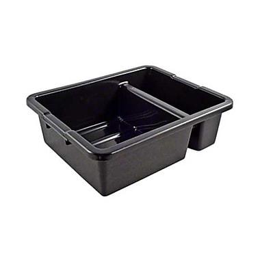 22'' x 15'' Heavy-Duty Divided Tote Box