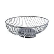 Tablecraft 9'' Oval Chalet Series Basket