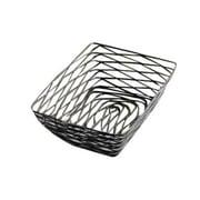 Tablecraft 9'' Rectangular Artisan Series Basket