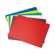 "Tablecraft FCB1218A 18"" x 12"" Plastic Cutting Mats"