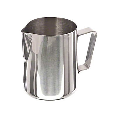 Update International EP-20, 20 Oz Stainless Steel Frothing Pitcher 417491