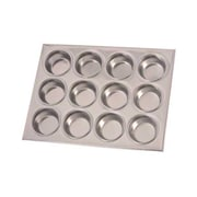 Update International 12 Cup Aluminum Muffin Pan