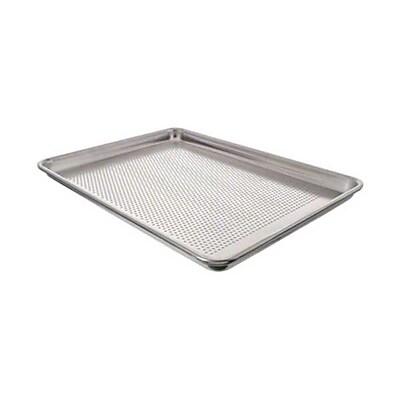 """Vollrath 5303P 13″""W x 18″""L Aluminum Non-Stick Sheet Pan"""