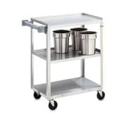 Vollrath 97120, 27-1/2'' Medium-Duty Stainless Steel Utility Cart