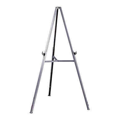Ghent Triumph Display Easel, Grey