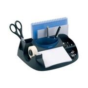 Maped® Maxi Office Stylish Contemporary Desk Organizer, Black, 3 Compartments