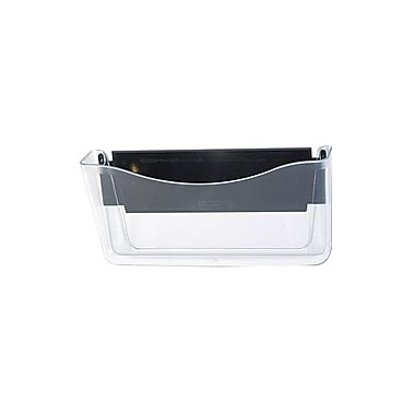 Rubbermaid® Unbreakable Magnetic Wall File Pocket, Clear