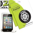 Spare Products Clear Screen Protector Film For iPod Touch 4G