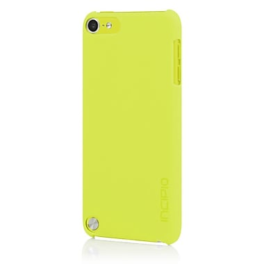 Incipio® Feather Ultra Thin Snap-On Case For iPod Touch 5G, Electric Lime
