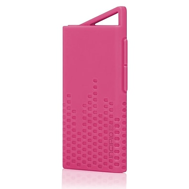 Incipio® Frequency Textured Impact Resistant Case For iPod Nano 7G, Pink