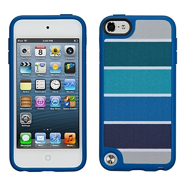 Speck® FabShell ColorBar Hard Case For iPod Touch 5G, Arctic Blue