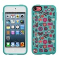 Speck® FabShell ForestFrolic Hard Case For iPod Touch 5G, Green