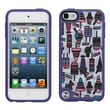 Speck® FabShell IceDreamin Hard Case For iPod Touch 5G, Purple
