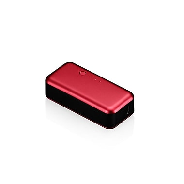Just Mobile® Gum External Battery For iPhone, iPod, iPad, Red