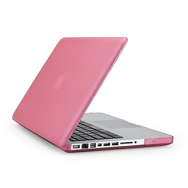 Speck® SeeThru Satin Hard Case for 13in. MacBook Pro SD, Bubblegum
