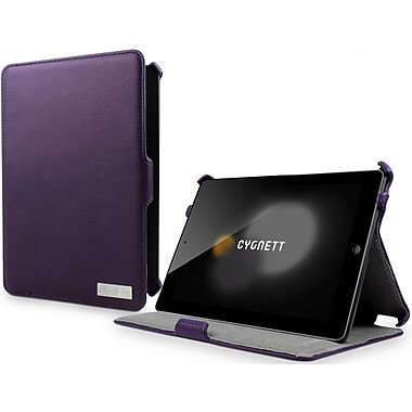 Cygnett Armour Folio Case With Stand For iPad Mini, Purple