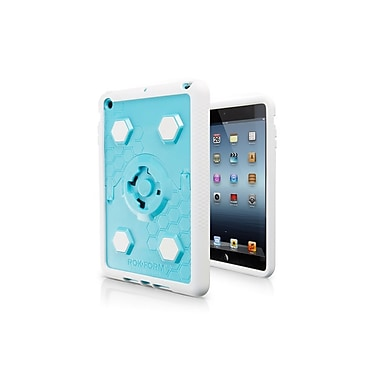 Rokform® RokShield V.3 Case For iPad Mini, Aqua/White