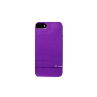 Mrked Hybrid Case For iPhone 5/5S, Royal Purple