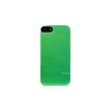 Mrked Hybrid Case For iPhone 5/5S, Forest Green