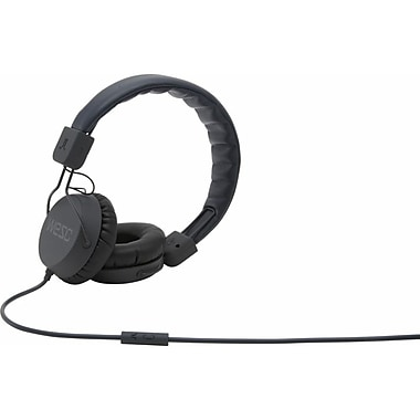 WeSC® Matte Conga Headphones With Volume Control, Charcoal