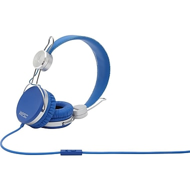 WeSC® Banjar Headphones With Mic, Jazz Blue