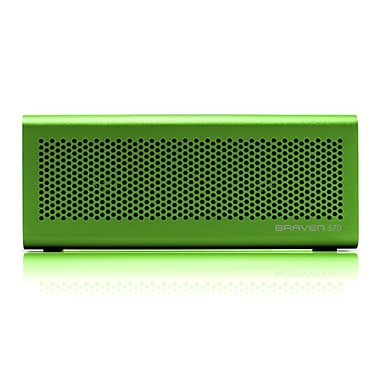 Braven 570 6 W Bluetooth Speaker For iPhone, iPod, iPad and Most Bluetooth, Fiji Green