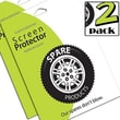 Spare Products Anti-Fingerprint Screen Protector Film For T-Mobile Sidekick 4G