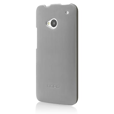 Incipio® Feather Shine Ultra Thin Shell Case For HTC One, Silver