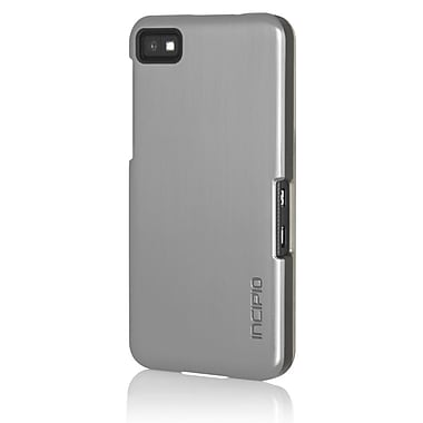Incipio® Feather Shine Ultra Thin Shell Case For BlackBerry Z10, Silver
