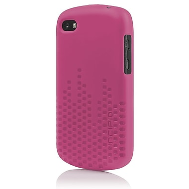 Incipio® Frequency Textured Impact Resistant Case For BlackBerry Q10, Cherry Blossom Pink