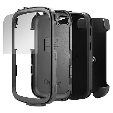 OtterBox™ Defender Series Hybrid Case For BlackBerry Q10, Black
