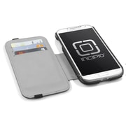 Incipio® Watson Wallet Folio Case For Samsung Galaxy S4, Black
