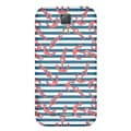 Luardi™ Mariner Snap On Hybrid Case For Samsung Galaxy S4, Multicolor