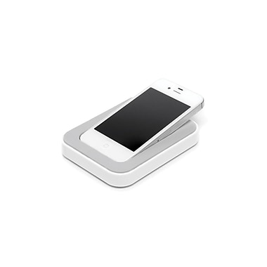 Bluelounge® Saidoka Lightning Dock Charger, White