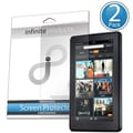 Infinite Products DeflectorShield Anti-Fingerprint Screen Protector Film F/ Kindle Fire, 2/Pack