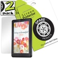 Spare Products Screen Protector Film For Amazon Kindle Fire, Clear, 2/Pack