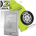 Spare Products Anti-Glare Screen Protector Film For Amazon Kindle, Kindle Touch/Keyboard, 2/Pack