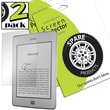 Spare Products Anti-Fingerprint Screen Protector Film F/ Amazon Kindle Touch/Keyboard, 2/Pack