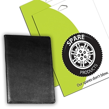 Spare Products Folio For Amazon Kindle and Kindle Touch, Black
