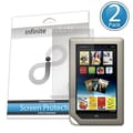 Infinite Products VectorGuard Screen Protector Film F/ Noble Nook Tablet, Clear, 2/Pack